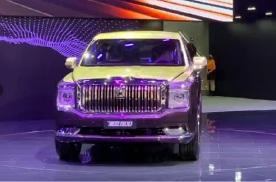 2021上海车展:坦克品牌全新SUV坦克800全球首发