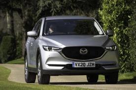 新款马自达CX-5将4月1日欧洲接受预定 增加闭缸系统
