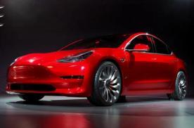 新能源销量:特斯拉Model 3夺魁,比亚迪汉EV表现平平