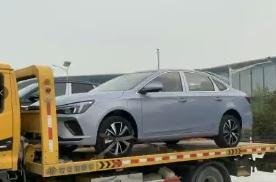 2021上海车展探馆:上汽R汽车 ER6实车图曝光