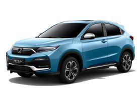 2021款本田XR-V正式上市 高配车型配置全面升级