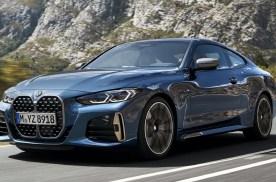 这样的设计记不住都难 全新BMW 4系有望10月上市