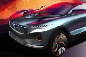将于9月26日北京车展亮相 东风岚图首款量产概念车设计图曝光