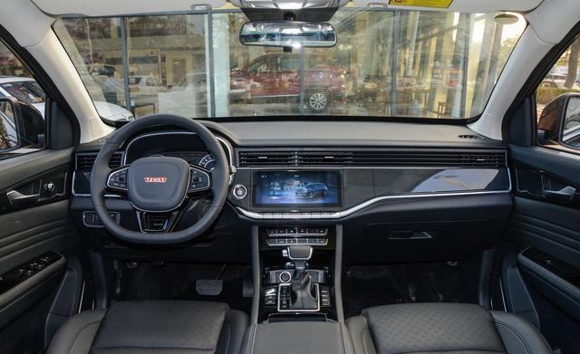 """7座SUV中的""""价格屠夫""""!6.99万起,轴距2.8米比捷途X70还大"""