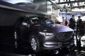 马自达CX-8将出新款,前脸+车机升级可否拯救销售寒冬?