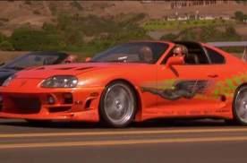 《速度与激情》系列中用过的豪车