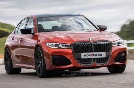 宝马史上最强M3 将在2020北京车展全球首发