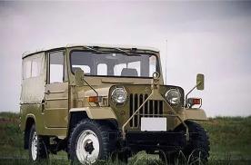 三菱还生产过Jeep?1978年的三菱Jeep