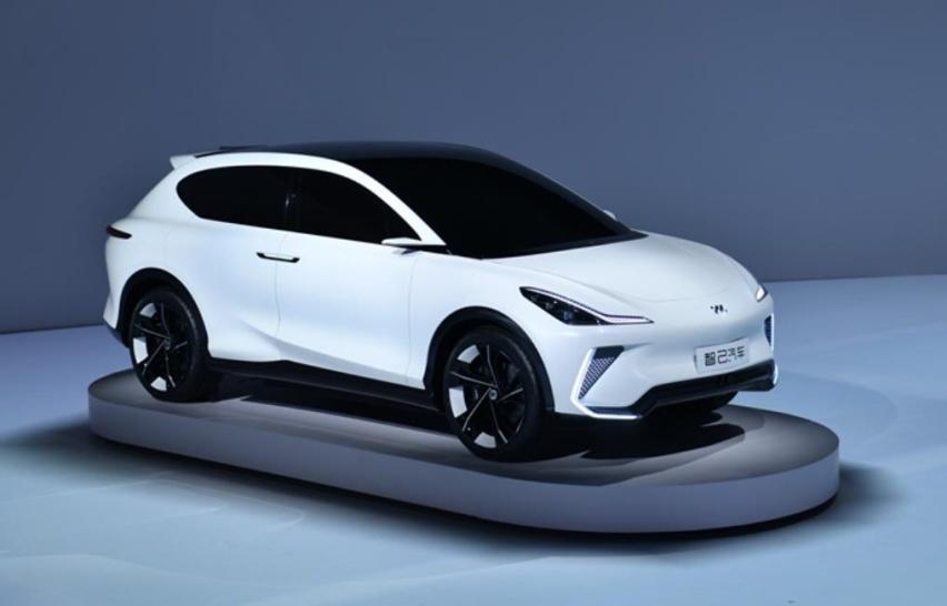 将于2022年正式上市 智己汽车首款车型4月开放预订
