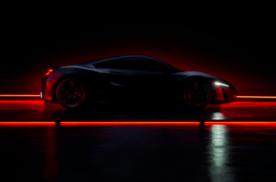 全新讴歌NSX Type S预告图发布 限量350台