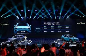 谁说全铝车身是豪车专属?看看这款不到20万的中型纯电SUV