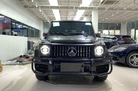 超帅超亮,奔驰G500升级几何多光束LED大灯,你无法拒绝
