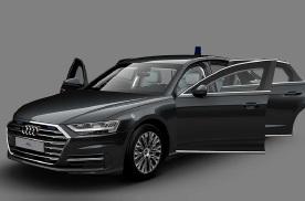 """全系标配""""虚拟驾驶舱+"""" 奥迪A8L上市 售84.28万起"""