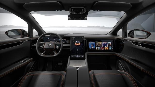车长5米2,超跑SUV高合HiPhi X创始版上市,68万起