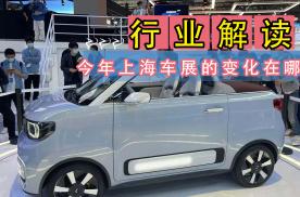 行业解读:从电动汽车领域看今年上海车展的变化