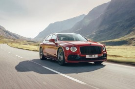 2021款Bentley Flying Spur V8