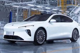 2022年第一季度开始交付 蔚来ET7首台生产线验证样车下线