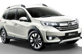 送发动机的本田会不会小马拉大车 新款本田BR-V正式发布