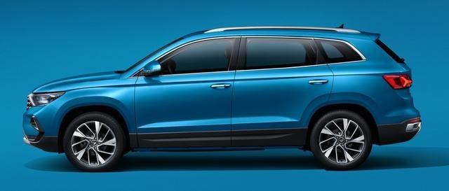德系中型SUV卖10万多,捷达VS7准备做价格屠夫了?
