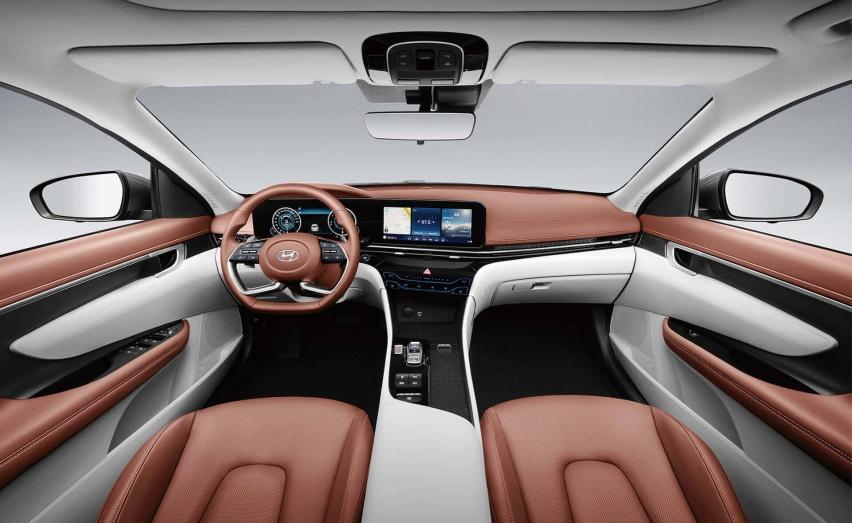 全新一代名图13.38万起售,合资中型车的又一个对手来了
