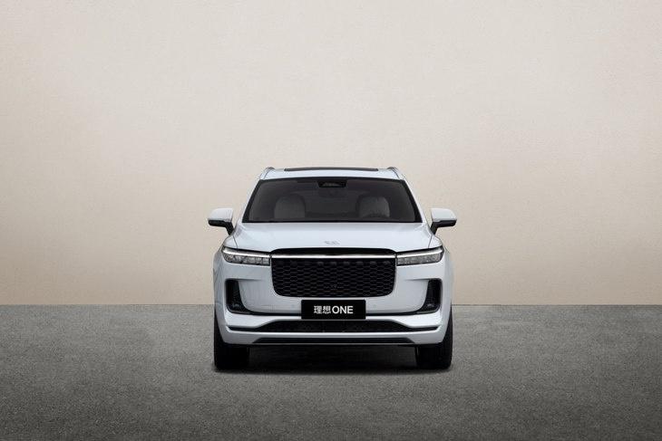新款理想ONE正式上市 售33.8-34.8萬元 多種車漆顏色供選擇