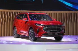 全新一代奇瑞捷途X70 Plus北京车展亮相