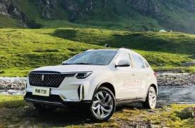 10万以内买SUV,这几款国产精品真心不错,设计精致配置高