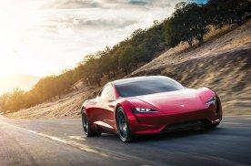 1.9秒破百特斯拉Roadster 2021年进军纽北赛道