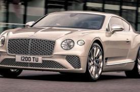 新款宾利欧陆GT正式发布 预计本月在英国亮相