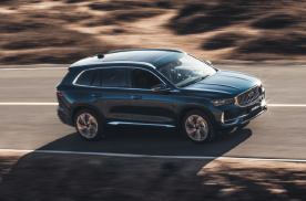5款国产高端SUV,谁才是国货之光?