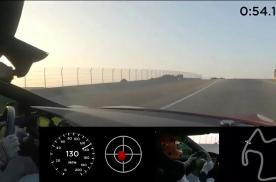 【车载】Model S Plaid 拉古纳塞卡赛道新纪录录像