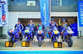 中国公路摩托车赛车队新赛季赞助商招募全面开启!