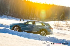Audi样本: 一汽-大众奥迪融化冰雪的温度,有技术更有热爱