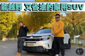塑料兄弟丨能越野又省油的家用SUV!