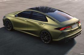 又来一款国产运动轿车,广汽传祺影豹预售9.88万起