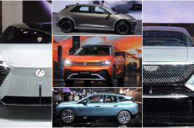 SUV当道,2021上海车展外资品牌有什么新车?