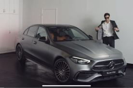 全新奔驰C级今日亮相,未来将主推混动版车型
