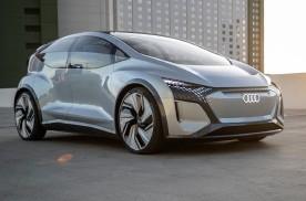 全新奥迪e-tron渲染图曝光 外观高度还原概念车