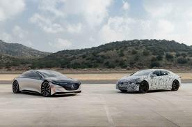 十年减少70%燃油车?奔驰全新战略发布,电气化转型进入快车道