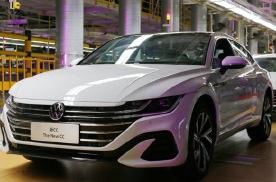 搭2.0T动力 新款大众CC/CC猎装车有望亮相广州车展