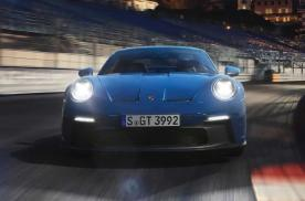全新保时捷911 GT3 | 纽北6分59秒927!