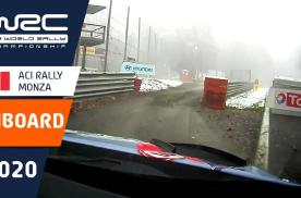 【车载视角】WRC蒙扎拉力赛 诺伊维尔Shakedown