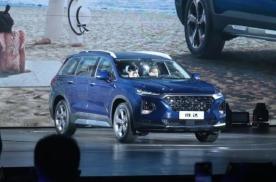北京现代旗舰SUV全新胜达,搭载2.0T+8AT动力性能卓越