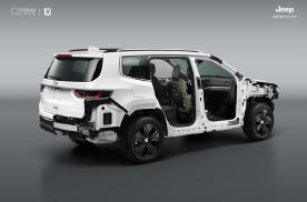 展厅里的解剖车:广汽菲克Jeep大指挥官实力如何?