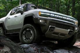 采用纯电动力系统 悍马HUMMER EV皮卡车型全球首发