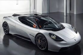 迈凯伦发布全新车型T.50,限量100台