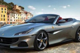 新款法拉利Portofino M官图发布 搭载全新变速箱