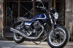 摩托古兹2021款V7系列摩托详解,V缸65马力配轴传动