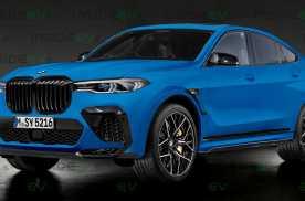 X8M将是宝马真正的纯种m power车型!无普通款
