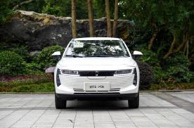 新款欧拉iQ正式上市,共推出4款车型,续航里程421km
